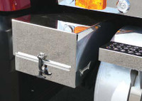 Mack CV713 Replacement Battery Box Reuses Factory Hardware By RoadWorks