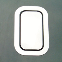 Freightliner Century Columbia Sleeper Vent Trim Ring