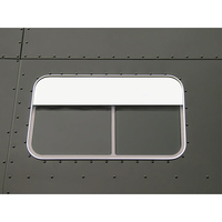 "Peterbilt 70"" Sleeper Window Chop Top Only"