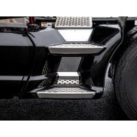 Kenworth T660 T680 T700 Upper Panel Back Step Trim