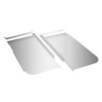 Kenworth W900L Blank Hood Battery Box Filler Panel