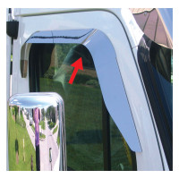 Freightliner Cascadia Door Window Shade