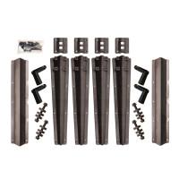 Plastic Bolt on brackets for Minimizer 200 Fender Series