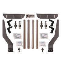 Stainless Steel bolt on brackets for Minimizer 4000, 1500, & 900 Fender Series
