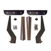 Steel weld on brackets for Minimizer 950, 1550 & 4050 Fender Series