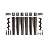 Plastic bolt on brackets for Minimizer 1352 & 1354 Fender Series