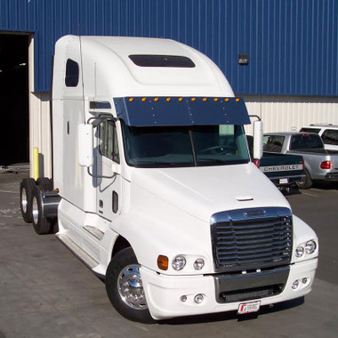 Freightliner 18 Quot Drop Visor For Raised Roof Century 2003