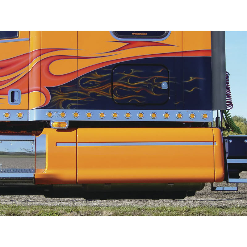 Peterbilt 387 Fairing Scuff Panel
