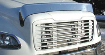 Freightliner M2 112 Hood Shield Bug Deflector