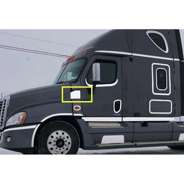 Freightliner Cascadia Hood Latch Trim Raney S Truck Parts