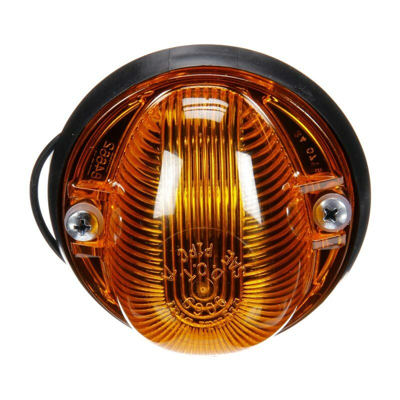 Rubber Base Bulb Replaceable Light Top