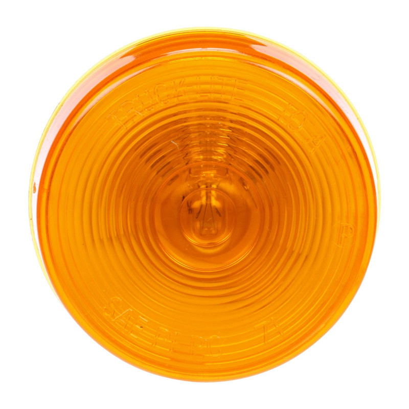 Model 10 Yellow Marker Lamp Front View