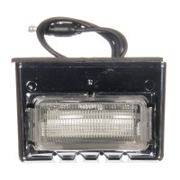 LED Model 15 License Lamp Kit Front