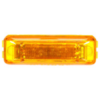 Rectangular 19 Series LED Marker Clearance Light Front View