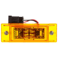 LED Model 21 Marker and Auxiliary Turn Front View