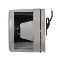 Model 26 Bulb Replaceable Grey License Lamp