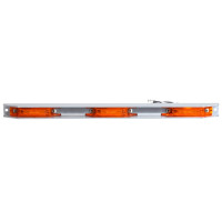 "LED Model 35 ID Bar 6"" Centers 35740Y Front"
