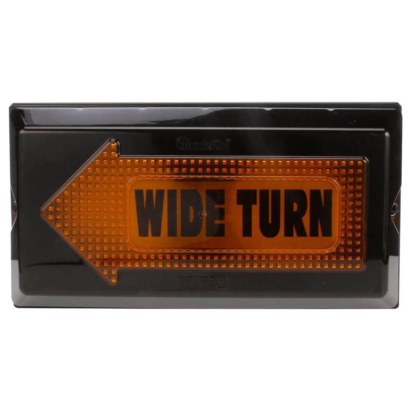 """Model 40 """"Wide Turn"""" Enclosed Back LH 40804"""