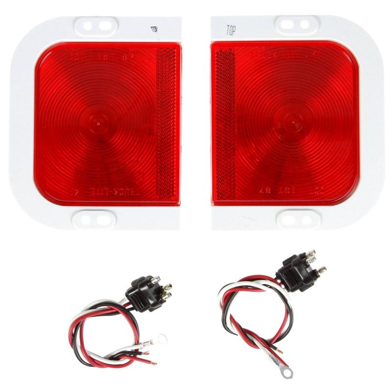 Model 41 Universal Lamp Kit 41007R Components