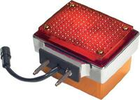 Model 70 Turn Signal Lamp LH Chrome 70352