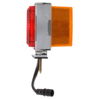 Model 70 Turn Signal Lamp RH Chrome 70353