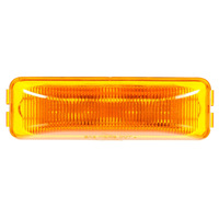 LED Signal Stat Marker-Clearance Rectangular Lens and Hsng 1960A On
