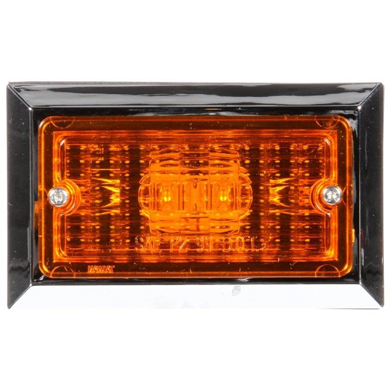 LED Signal-Stat Chrome Plated Lamp 2675A