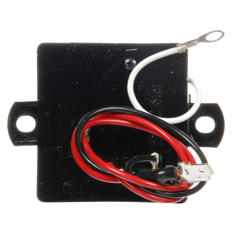 10 Lamp Electronic Flasher - 3 Terminal 256 Front