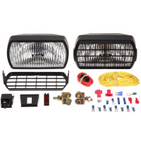Clear Halogen Fog Light Kit 80514