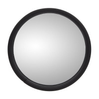 Small Convex Mirror Assembly White