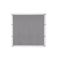 Peterbilt 377 385 Belmor Bug Screen Aluminum w/ Silver Mesh