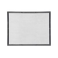 International BE Bus Fiberglass Bug Screen With Black Mesh