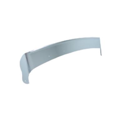 Kenworth T2000 Stainless Steel Aeroshield