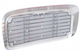 Freightliner Columbia Chrome Grill With Bugscreen A17-15107-000 Side
