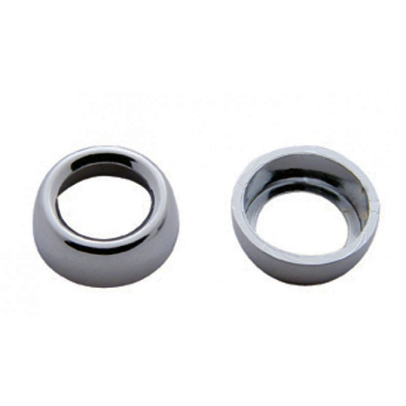 Freightliner Chrome Toggle Switch Nut Cover