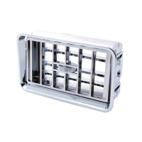 Freightliner FLD Classic Chrome Cross Grid AC Vent