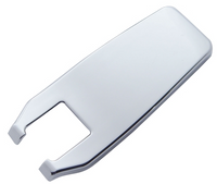 International Chrome Plastic Hood Handle Cover Pair