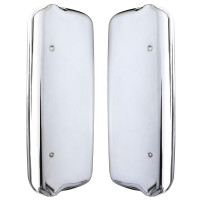 Freightliner 2005 & Up Chrome Plastic Mirror Covers