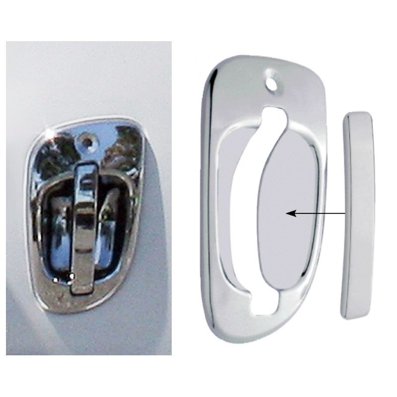 Freightliner Chrome Door Handle Cover