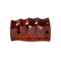 Universal Handcrafted Wood Hurst Style T Shape Gearshift Cover Automotive