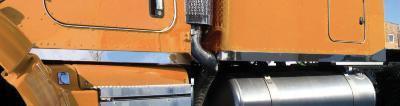Peterbilt 386 Blank Cab Sleeper & Extension Panel Kit
