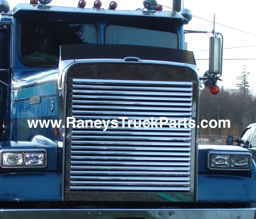 Freightliner FLC 120 Old Classic Grill Horizontal Louvers - Raney\'s ...