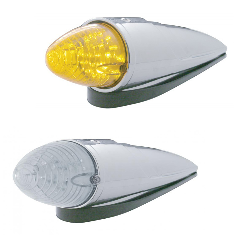19 LED Beehive Grakon 1000 Style Amber Cab Light