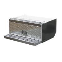 Peterbilt 379 388 389 Aluminum Diamond Plate Tool Box