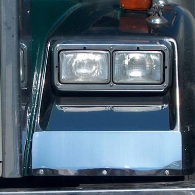 Freightliner Classic Fender Guards for Short Hood