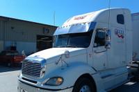 Freightliner Coronado Century Columbia Drop Visor 2003 & Older
