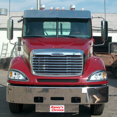 Img X furthermore Rcvp besides Freightliner Cascadia Drop Visor Vf further Freightlinerfldbumperss besides Img Fl. on freightliner truck parts catalog