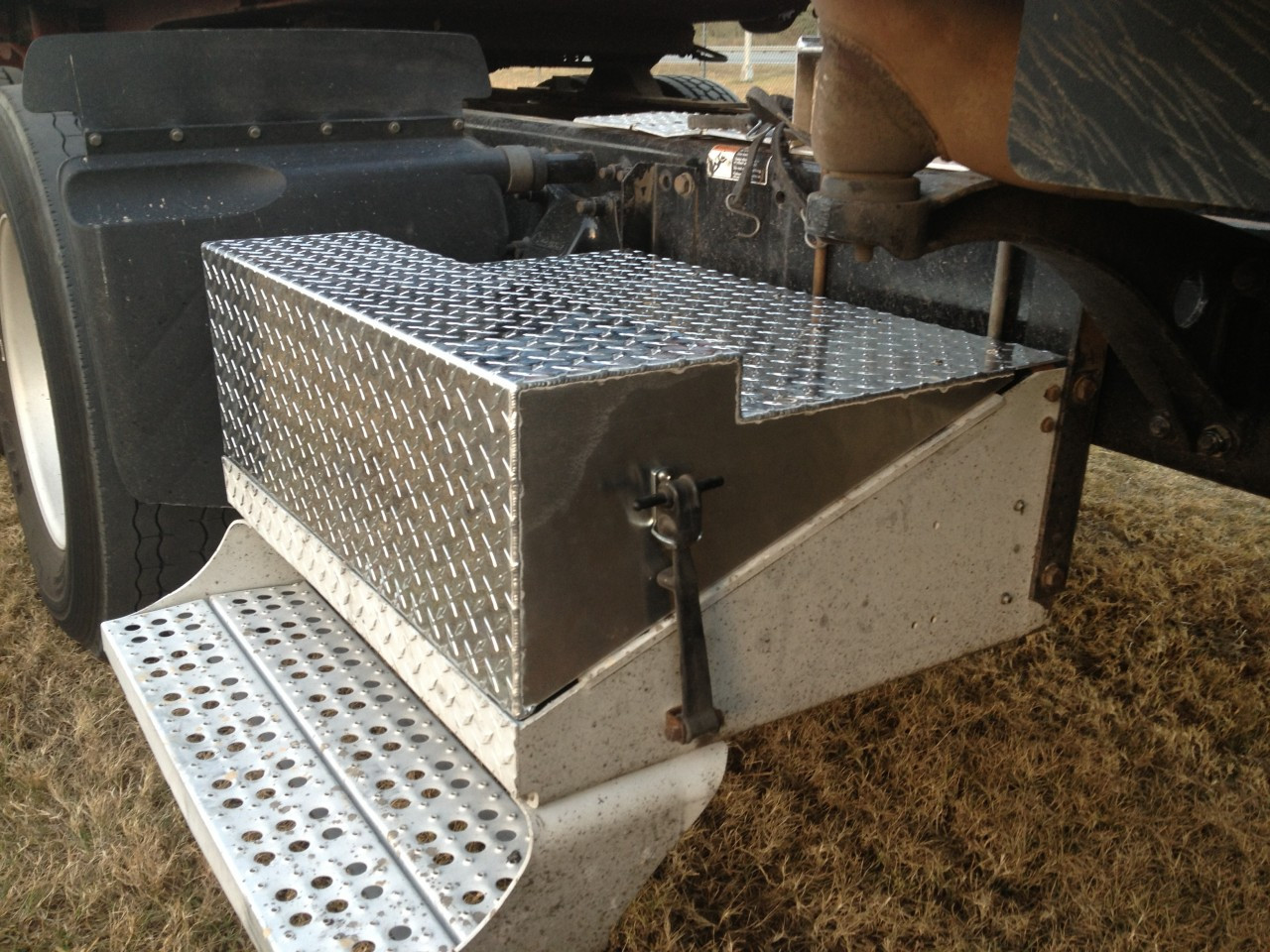 Freightliner Battery Box Lid