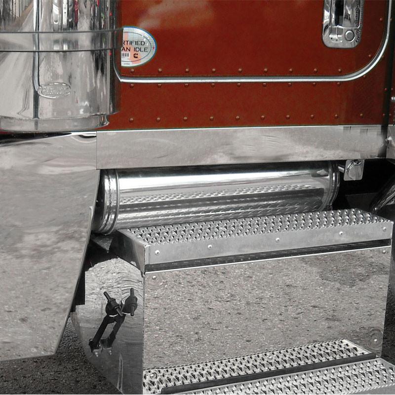 Peterbilt 389 OEM Cab Panels