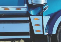 Western Star Constellation Cowl Panels With Supernova LEDs